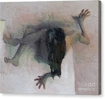 Boxed In Canvas Print by Ted Guhl