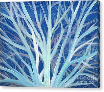 Branches By Jrr Canvas Print by First Star Art