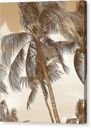 Breeze Canvas Print by Athala Carole Bruckner