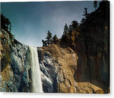 Bridalveil IIi Canvas Print by Bill Gallagher