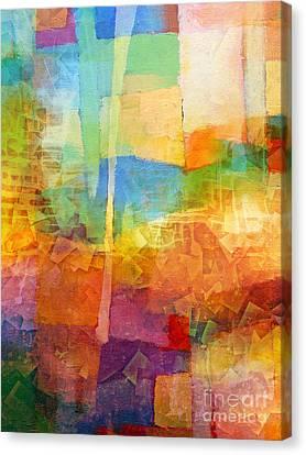 Bright Mood Canvas Print by Lutz Baar