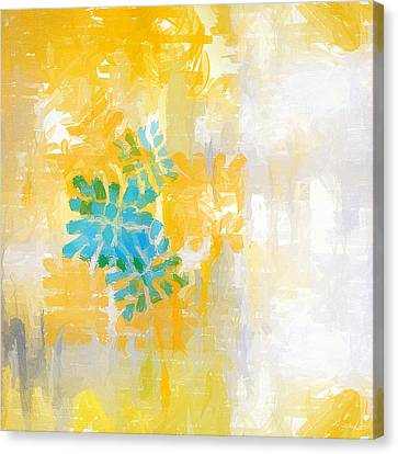 Bright Summer Canvas Print by Lourry Legarde