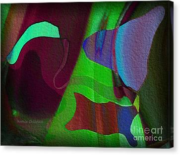 Brio Canvas Print by Kathie Chicoine