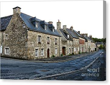 Brittany Canvas Print by Olivier Le Queinec
