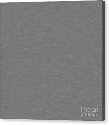 Brushed Metal Left Right Canvas Print by Henrik Lehnerer