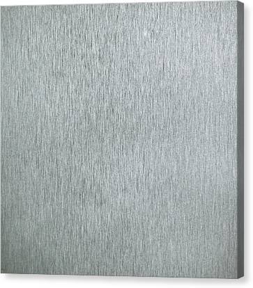 Brushed Metal Canvas Print by Tom Gowanlock
