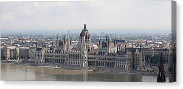 Budapest Canvas Print by Gary Grayson