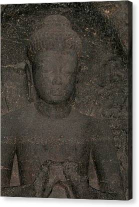 Buddha II Canvas Print by Russell Smidt
