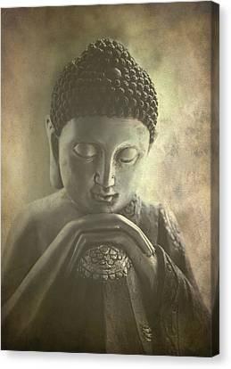 Buddha Canvas Print by Madeleine Forsberg