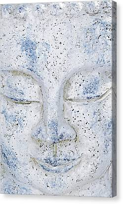Buddha Statue  Canvas Print by Toppart Sweden