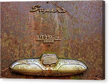 Buick Dynaflow Canvas Print by Greg Mimbs