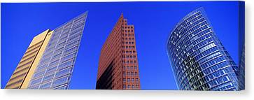 Buildings, Berlin, Germany Canvas Print by Panoramic Images
