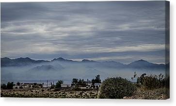 Bullhead Blues Canvas Print by Glenn DiPaola