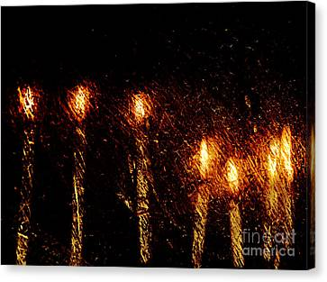 Burning Dreams Canvas Print by Julian Cook