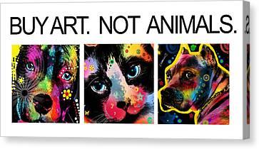 Buy Art 2  Canvas Print by Mark Ashkenazi