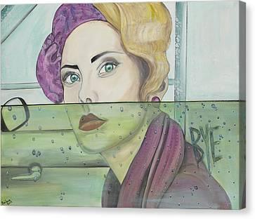 Bye Canvas Print by Darlene Graeser