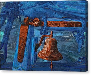 C. A. Thayer Canvas Print by Jack Zulli
