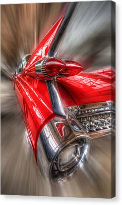 Caddy Corner  Canvas Print by Nathan Wright