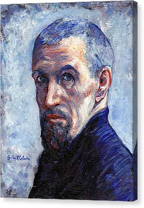 Caillebotte Canvas Print by Tom Roderick