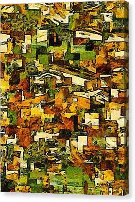 California Canvas Print by RC deWinter