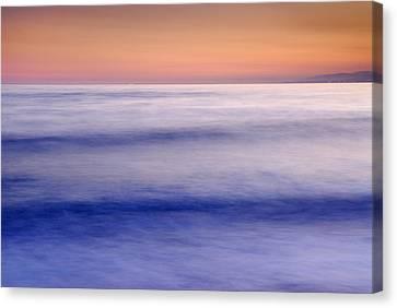Calm Sea Canvas Print by Guido Montanes Castillo