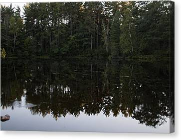 Calm Water Canvas Print by Torkomian Photography