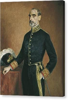 Cambo, Francesc De As�s 1876-1947 Canvas Print by Everett
