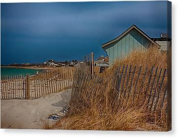 Cape Cod Memories Canvas Print by Jeff Folger