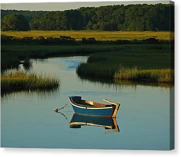 Cape Cod Quietude Canvas Print by Juergen Roth