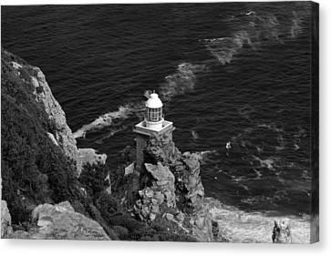 Cape Lighthouse Canvas Print by Aidan Moran