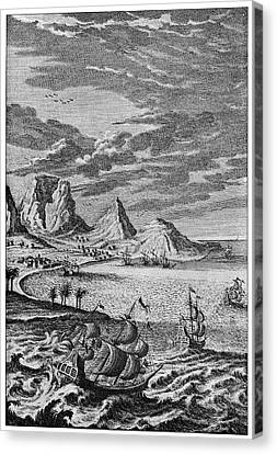 Cape Of Good Hope Canvas Print by Cci Archives