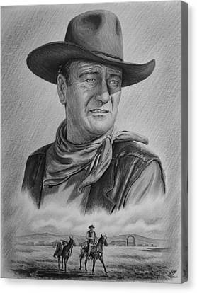 Captured Bw Version Canvas Print by Andrew Read