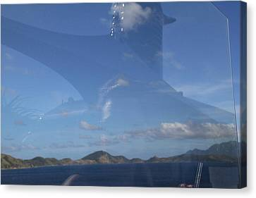 Caribbean Cruise - St Kitts - 1212109 Canvas Print by DC Photographer