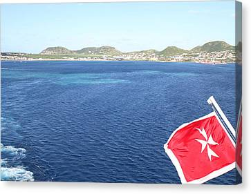 Caribbean Cruise - St Kitts - 1212112 Canvas Print by DC Photographer