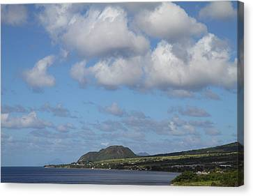 Caribbean Cruise - St Kitts - 1212156 Canvas Print by DC Photographer