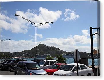Caribbean Cruise - St Thomas - 121254 Canvas Print by DC Photographer