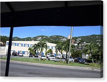 Caribbean Cruise - St Thomas - 121258 Canvas Print by DC Photographer