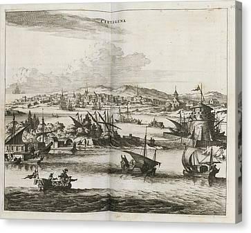 Cartagena Canvas Print by British Library