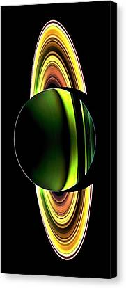 Cassini's Phone Canvas Print by Benjamin Yeager