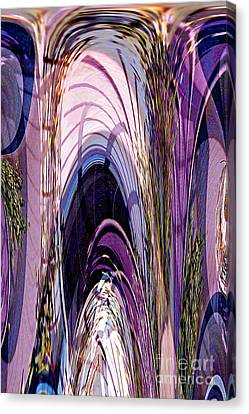 Cathedral 1 Canvas Print by Ursula Freer