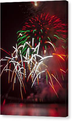 Celebration Through The Lens Baby Canvas Print by Scott Campbell