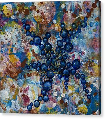Cell No.20 Canvas Print by Angela Canada-Hopkins