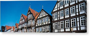 Celle Niedersachsen Germany Canvas Print by Panoramic Images
