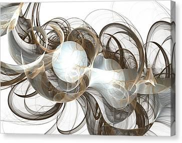 Central Core Canvas Print by Anastasiya Malakhova