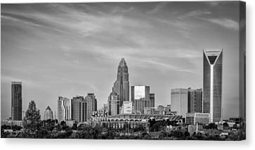Charlotte Chrome Canvas Print by Brian Young