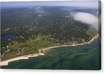 Chatham, Cape Cod Canvas Print by Dave Cleaveland