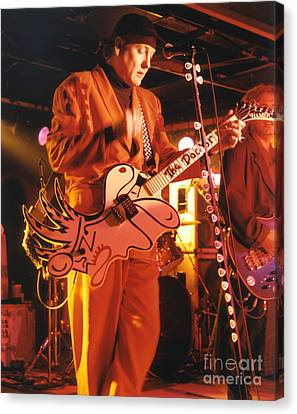 Cheap Trick-93-rick-3 Canvas Print by Gary Gingrich Galleries