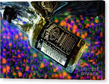 Cheers To Photography Canvas Print by Imani  Morales