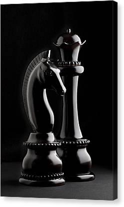 Chess IIi Canvas Print by Tom Mc Nemar