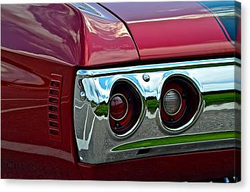 Chevelle Canvas Print by Frozen in Time Fine Art Photography